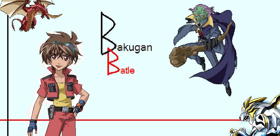 Bakugan et cie Index du Forum