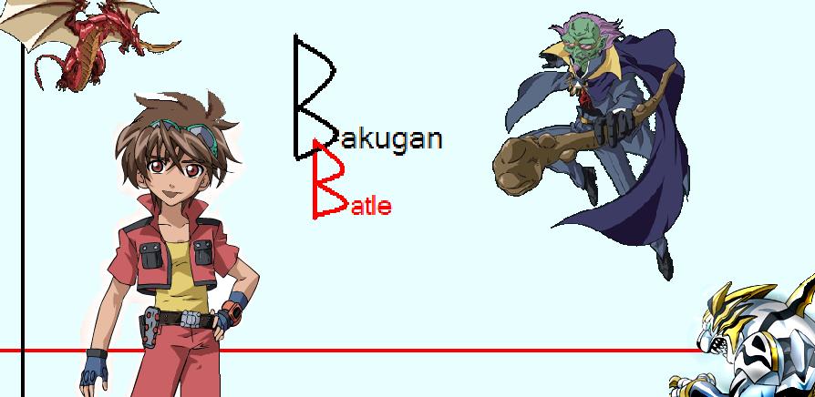 Bakugan et cie Index du Forum