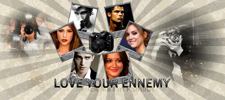 LOVE YOUR ENEMY Index du Forum