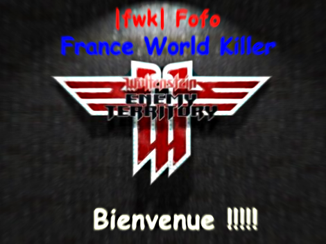 Clan |fwk| Forum Index