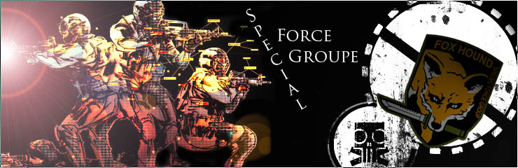 Special Force Group Index du Forum