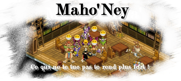 Maho'Ney [Krima] Index du Forum