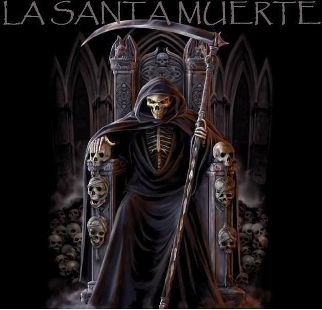 la santa muerte  Index du Forum