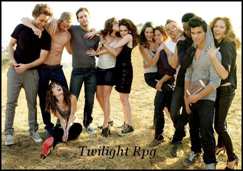 Twilight Addict ! Index du Forum