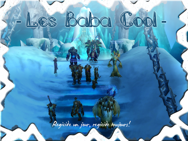 Guilde BaBa Cool Index du Forum