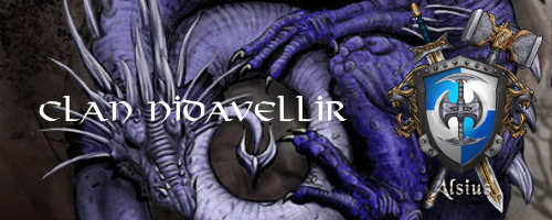 Clan Nidavellir Index du Forum