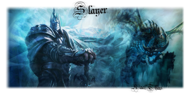 Guilde Slayer Index du Forum