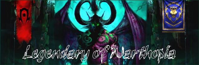 Legendary of Warthopia Index du Forum