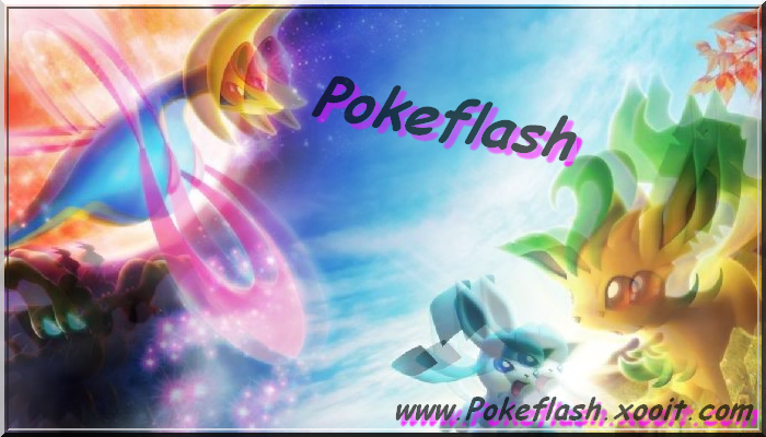pokeflash Forum Index