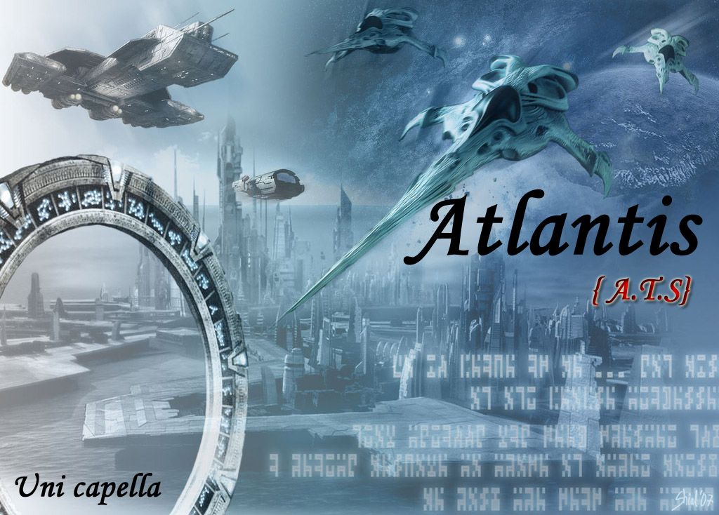 Atlantis Index du Forum