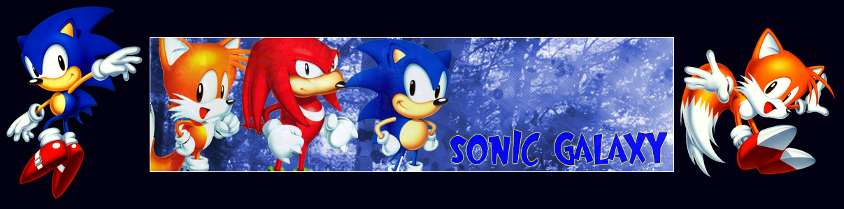 Sonic Galaxy Index du Forum