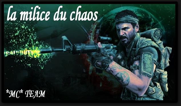 la milice du chaos  Index du Forum
