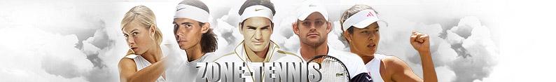 Zone-Tennis Le meilleur forum de tennis, ainsi que le meilleur jeu de tennis sur le net, tout simplement