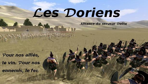 ALLIANCE DES DORIENS Index du Forum