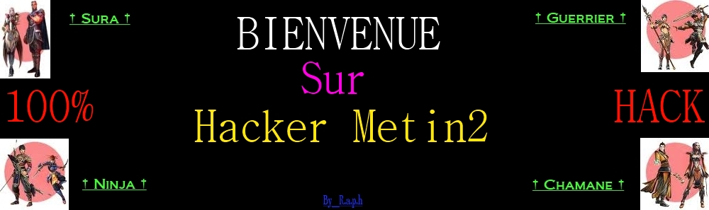 hack metin Index du Forum
