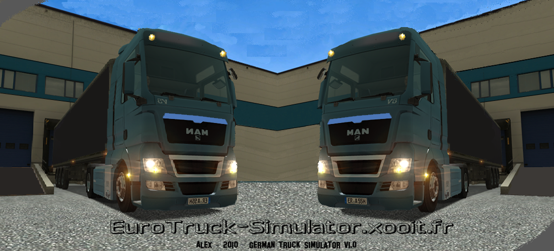 EURO TRUCK-SIMULATOR Index du Forum