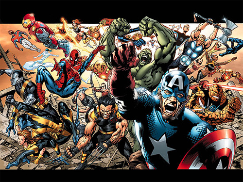 Marvel Ultimate Alliance Index du Forum
