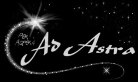 Per Aspera Ad Astra.