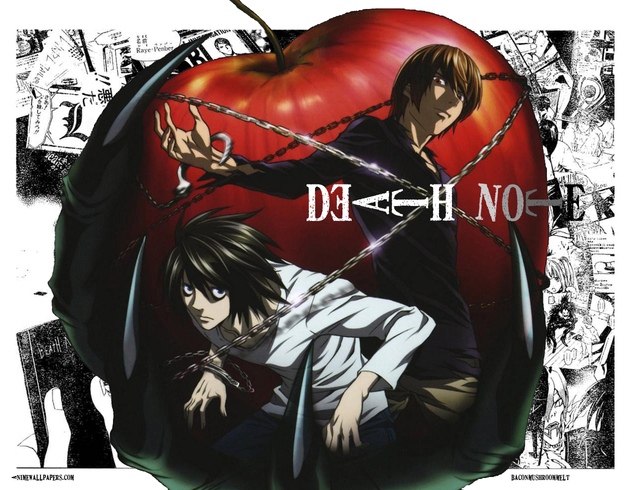 deathnote-fan Index du Forum