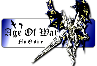 Age Of War ~ Mu Online Index du Forum
