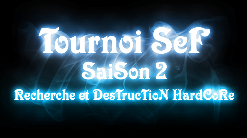 grand tournoi recherche et destruction hardcore Index du Forum