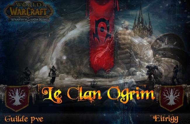 Le-Clan-Ogrim Index du Forum