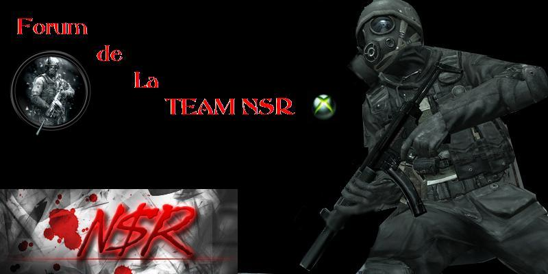 Team NSR Index du Forum