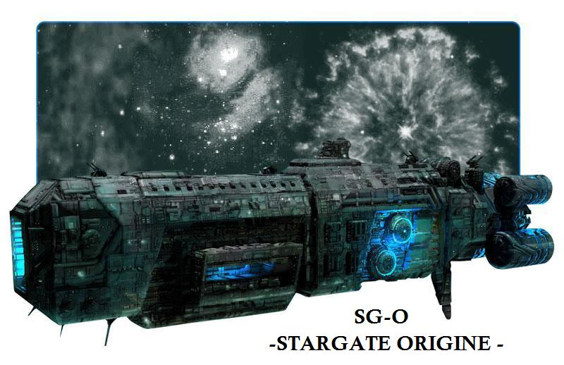 SG-O STARGATE ORIGINE  Index du Forum