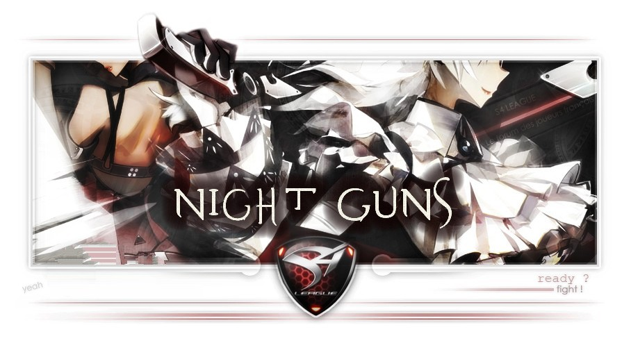 Night Guns Index du Forum