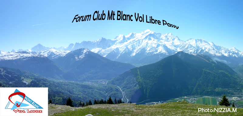 Forum:club mt blanc vol libre de passy  Index du Forum