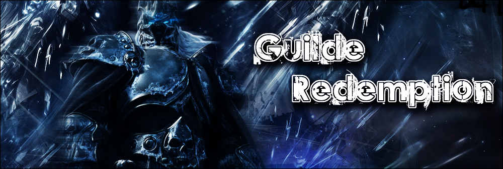 guilde-redemption Index du Forum