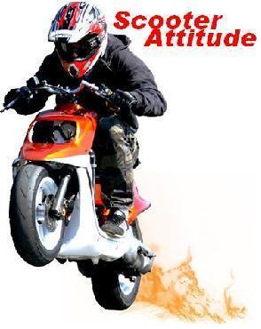 Scooter Attitude Forum Index