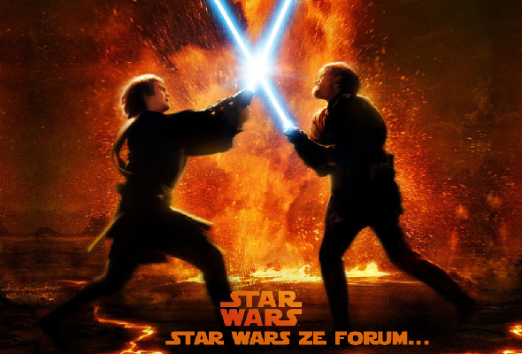 STAR WARS Forum Index