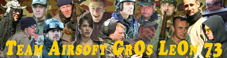 Team Airsoft GrOs LeOn 73 Index du Forum