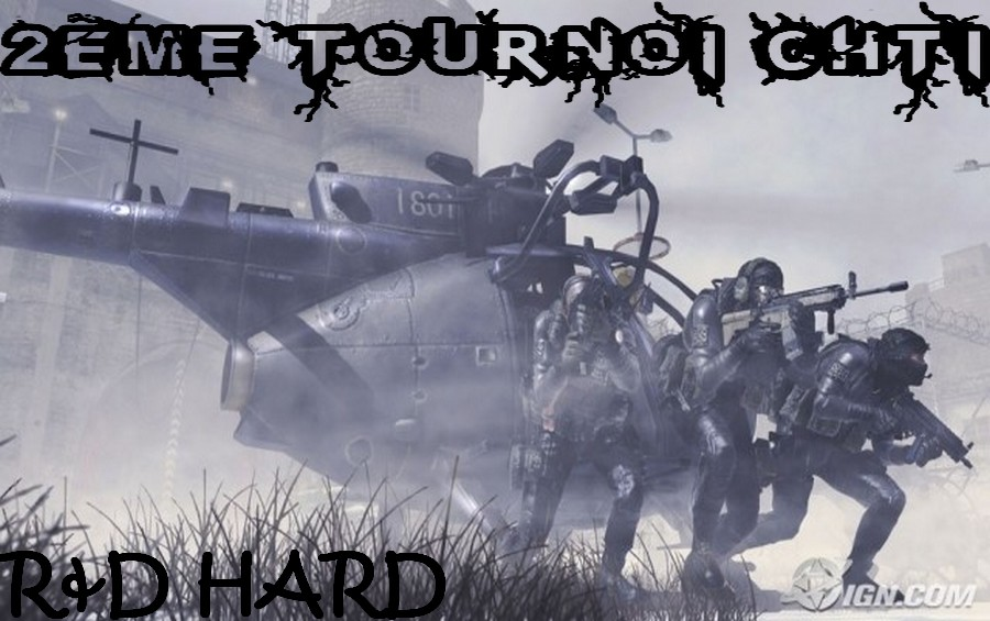 tournoi chti 2eme edition Index du Forum