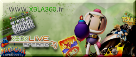 Le Forum du site www.xbla360.fr    Forum Index