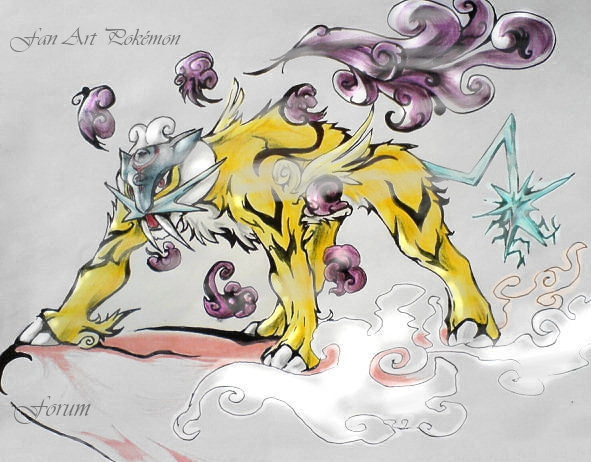 Fan Art Pokémon Index du Forum