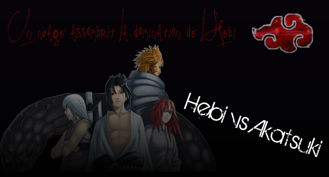 Hebi vs Akatsuki Index du Forum