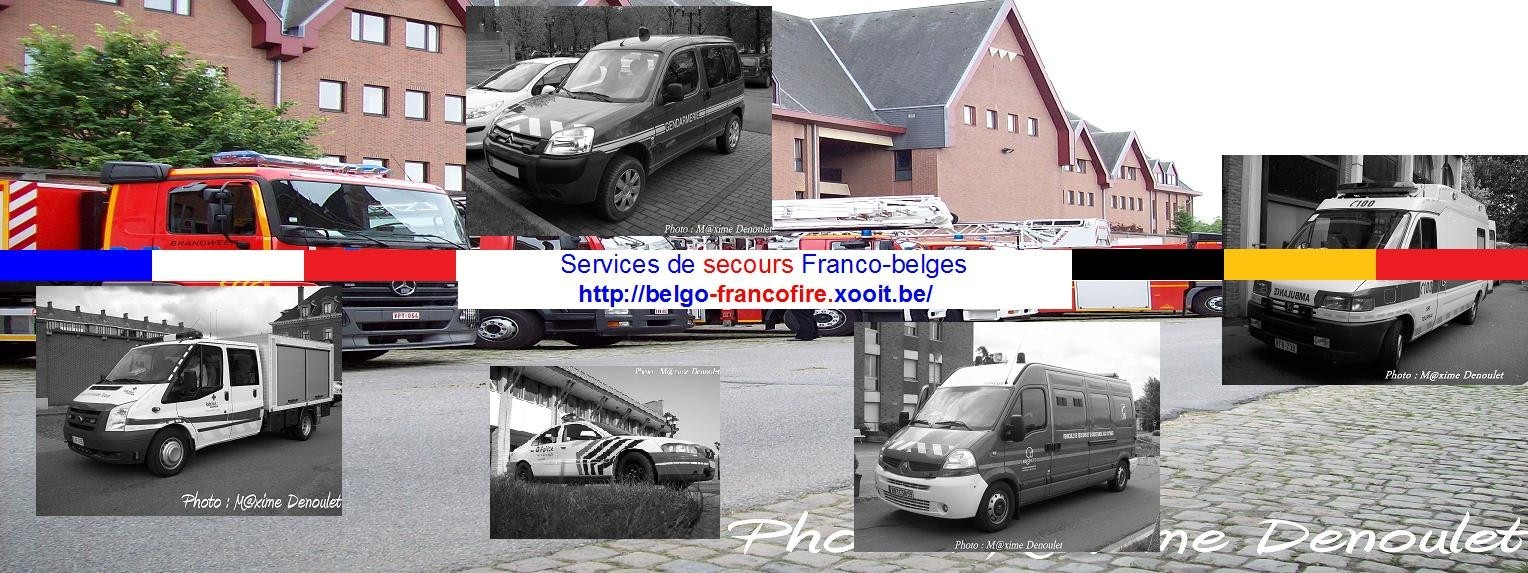 Services de secours franco-belges Index du Forum
