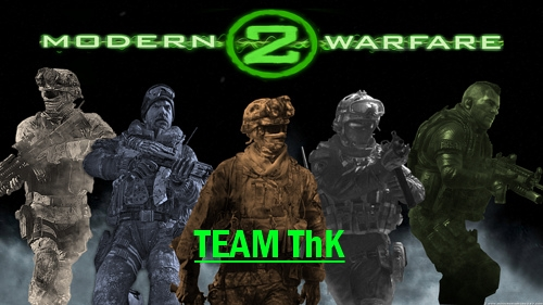 Team Ps3 mw2 : ThK Index du Forum