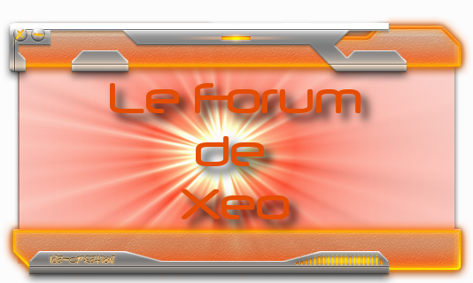 Forum de Xeo Forum Index