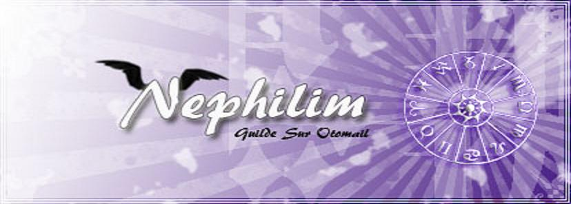 forum de la guilde nephilim, sur otomaï Index du Forum