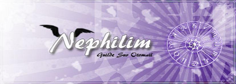 forum de la guilde nephilim, sur otomaï Index du Forum