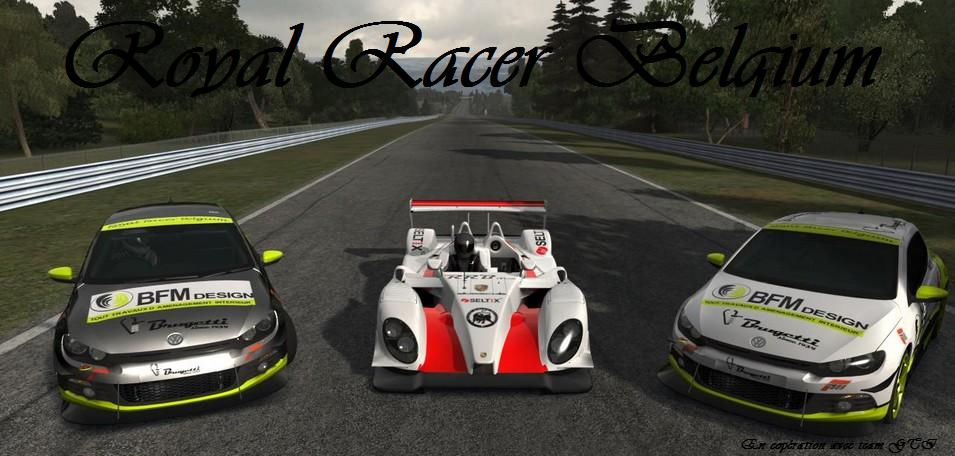 Team Royal Racer Belgium Index du Forum