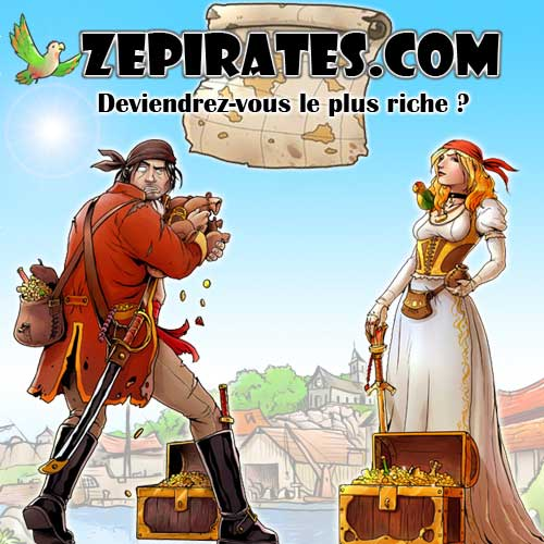 Alerte à Zepiratesland ! Index du Forum