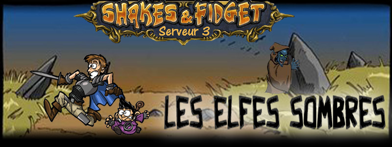 Les Elfes sombres Index du Forum