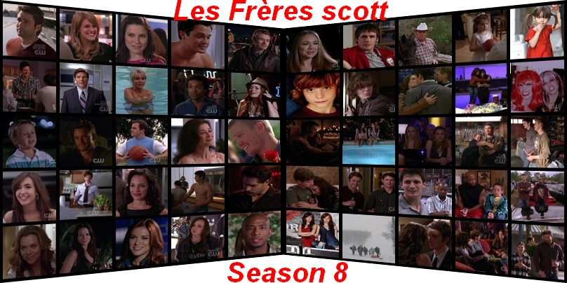 les frères scott season8 Index du Forum
