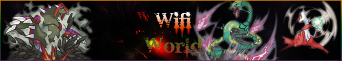 Wifi World Index du Forum