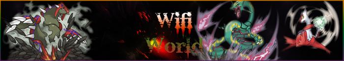 Wifi World Index du Forum