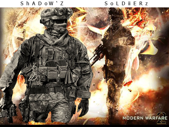 ShAdOw'Z SoLdiiErZ © Index du Forum